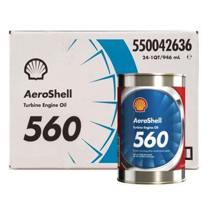 Aeroshell Turbine 560