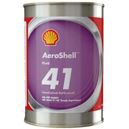 Aeroshell Fluid 41 Can