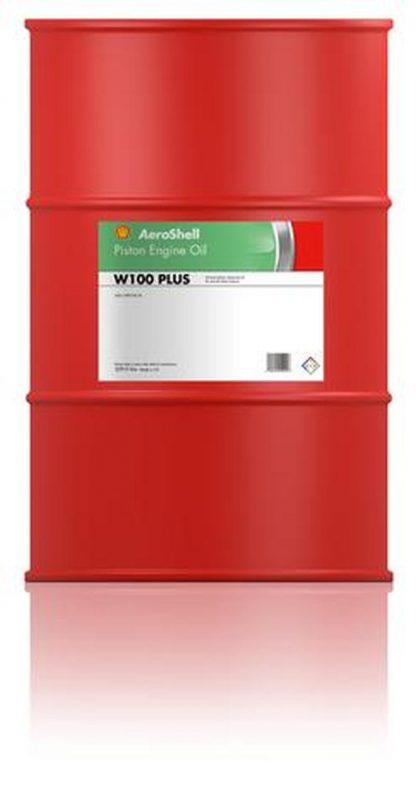 Aeroshell W100 Plus Drum