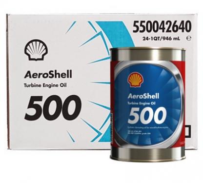 Aeroshell Turbine Oil 500