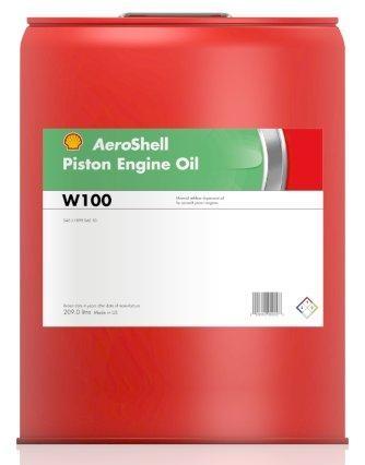 Aeroshell W100 Drum
