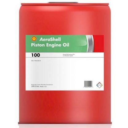 Aeroshell Oil 100 Drum