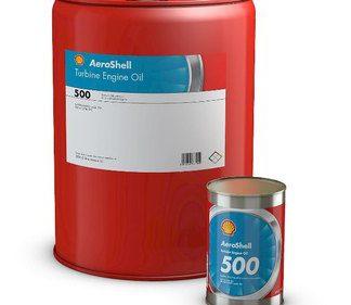 Aeroshell Turbine 500 Drum